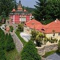 Książ - park miniatur w Kowarach #Książ