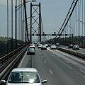 LIZBONA-PORTUGALIA - most 25 Kwietnia #PORTUGALIA #LIZBONA #MIASTA #MOSTY