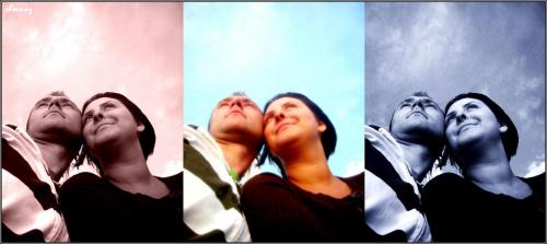 Kochać, to nie znaczy patrzeć na siebie nawzajem, lecz patrzeć razem w tym samym kierunku. - Antoine de Saint-Exupery