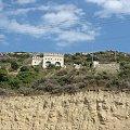 w drodze nad zatokę Messaras #Matala #Kreta #groty #katakumby #morze #hipisi #plaża #słońce
