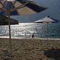 plaża nad zatoką Messaras #Matala #Kreta #groty #katakumby #morze #hipisi #plaża #słońce