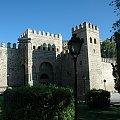TOLEDO-HISZPANIA Stara Brama Bisagra #TOLEDO #MIASTA #BRAMY