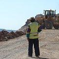 Agia Fotia - Kreta prace drogo za fundusze unijne w toku #Amoudara #Kavousi #Tourloti #MesaMouliana #Chamezi #AgiaFotia #PanagiaAkrotiriani #Vai #Itanos #Enmoupoli #Kreta #EccoHoliday #Sun24 #monastyry