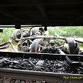 Samochód wjechał pod pociąg na niestrzezonym przejeździe. Oto efekt. #kolej #wypadek #katastrofa #Piła #PKP #lato