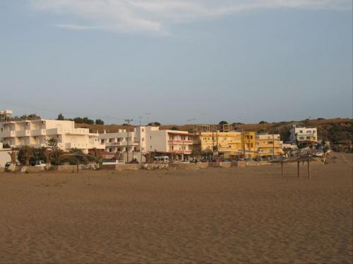 Paleohora plaża #KretaZachodnia #Kissamos #Paleohora #mury