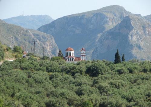 za Kissamos w górach #Paleochora #Drapanias