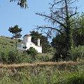 miejscowosć Drapanias - Kreta #Paleochora #kosciol