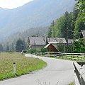 Zachodnia Słowenia, wieś Zagornja Radovna.. #wies