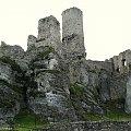 Zamek Ogrodzieniec - Jura krakowsko-częstochowska #zamki #zamek #ruiny #Ogrodzieniec #zabytki #Polska #historia #jura #krakowsko #częstochowska #lezajsktm #widok #krajobraz
