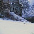 Zamek Bobolice - Jura krakowsko-częstochowska #częstochowska #historia #jura #krajobraz #krakowsko #lezajsktm #Bobolice #Polska #ruiny #widok #zabytki #zamek #zamki #zima
