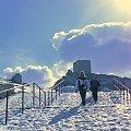Zamek Olsztyn - Jura krakowsko-częstochowska. #olsztyn #JuraKrakowsko #częstochowska #zamek #zamki #ruiny #zima #widok #krajobraz #NieboChmury #lezajsktm