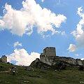 Zamek w Olsztynie #zamek #zamki #ruiny #krajobraz #widok #historia #Olsztyn #jura #krakowsko #częstochowska #lezajsktm #Polska