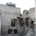 Podzamcze - zamek Ogrodzieniec z XIV w. Jura krakowsko-częstochowska. #częstochowska #historia #jura #krajobraz #krakowsko #lezajsktm #Ogrodzieniec #Podzamcze #Polska #ruiny #widok #zabytki #zamek #zamki