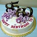 Tort urodzinowy #urodziny #tort #rocznica