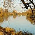 Warta w okolicach Lubonia. #rzeka #Warta