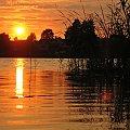 #jezioro #Lubięcin #ZachódSłońca