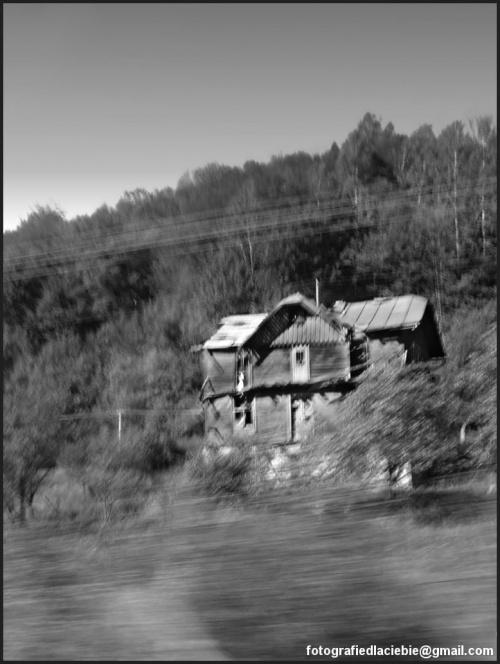 Blair Witch Project ? #Krynica #Wierchomla #góry #widoki #panorama #drzewa #natura #jesień