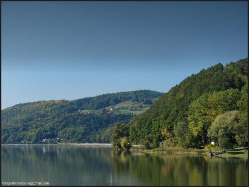 Na tamie ... #Krynica #Wierchomla #góry #widoki #panorama #drzewa #natura #jesień