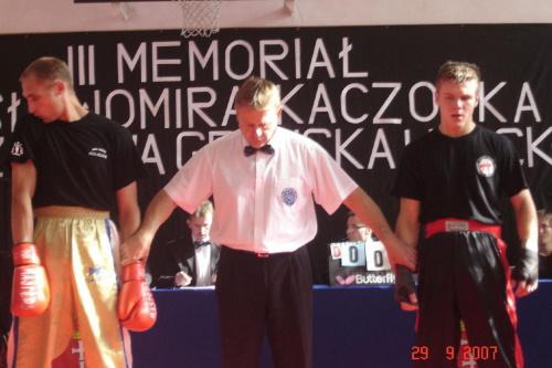 Po prawej: Yevgen Pechenyy