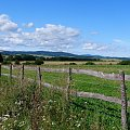 jesiennie ??? (21.09.2011) #łąki #pola #wieś #padok #krajobraz #Dobieszów