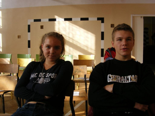 Agnieszka Pikron i Yevgen Pechenyy