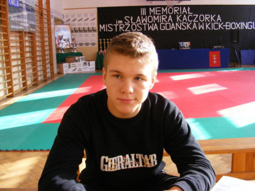 Yevgen Pechenyy - KS Fight Zone