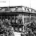 Budynek Filharmonii i Prezydium Policji (1915) #szczecin #UlicaMałopolska #PrezydiumPolicji #filharmonia