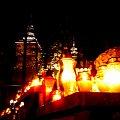 blask nadziei #noc #zaduma #cmentarz