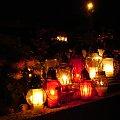 noc pamięci o kochanych , którzy odeszli #noc #zaduma #cmentarz