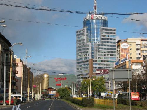 Hotel Radisson.