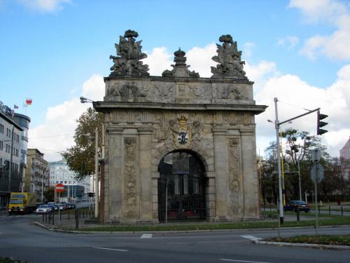 Brama Królewska.