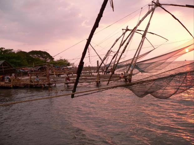 #podróże #Indie #Kerala